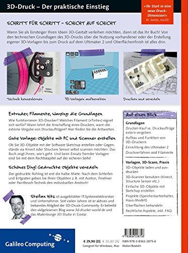 3D-Druck: Der praktische Einstieg - 8
