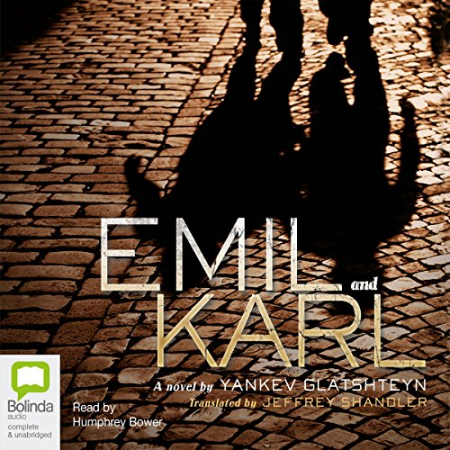 Emil & Karl  audiobook cover art