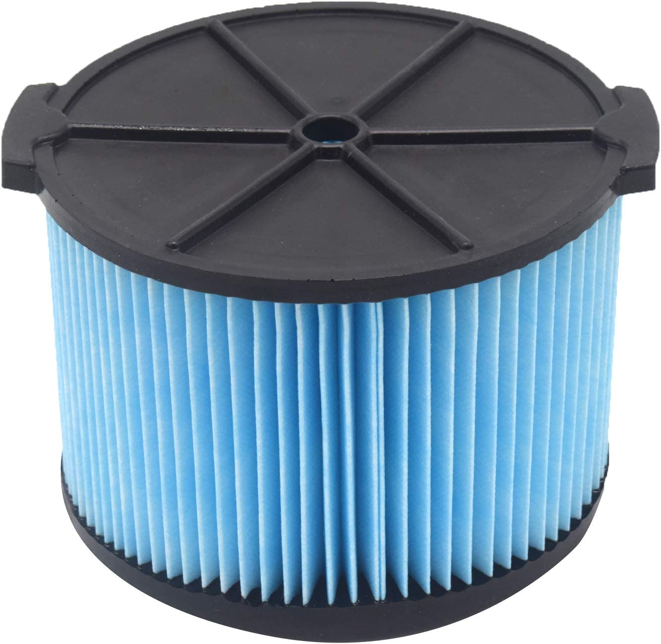 GHM Compatible VF3500 Filter- 3-Layer Cheap mail order sales Paper Max 63% OFF Pleated Filte Vacuum