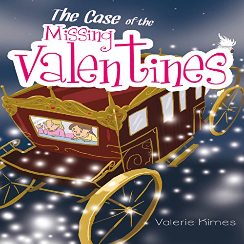 The Case of the Missing Valentines audiobook cover art