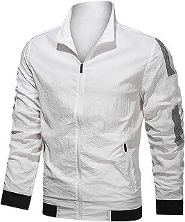Jackets Men Rain Coat Sports Long Sleeve Jersey Jackets Summer