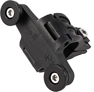Dom Monkii Clip - Bike Frame Adapter for Brompton, Dahon, and Terns (25-38mm tube), Fits Monkii Cage, Monkii Mono, Monkii Wedge