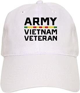 CafePress Army Vietnam Veteran Baseball Cap
