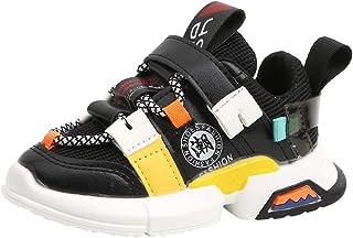 comprar comparacion ZODOF Niño pequeño Bebé Niños Niñas Niños Zapatillas de Deporte Casuales Malla Zapatillas de Deporte Zapatos Zapatillas Re...