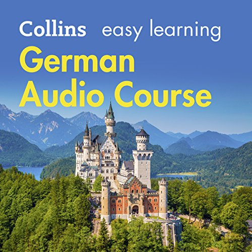 German Easy Learning Audio Course Titelbild