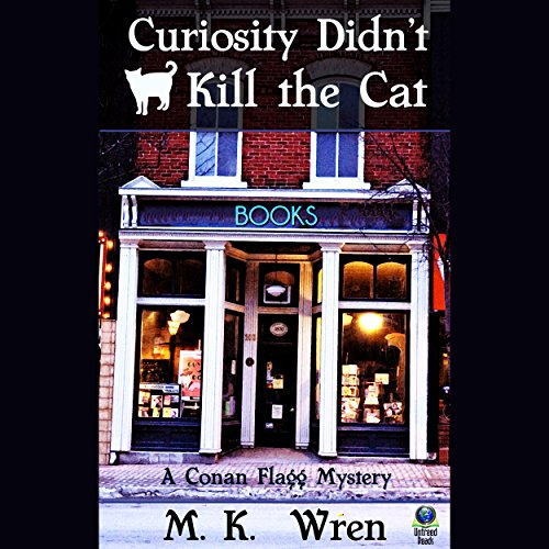 Curiosity Didn't Kill the Cat audiobook cover art