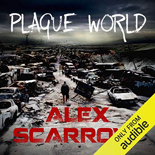 Couverture de Plague World