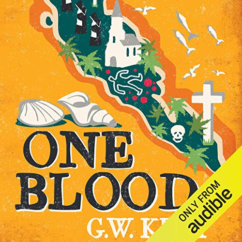 One Blood audiobook cover art