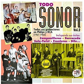 Todas Sus Grabaciones en Philips y Rca (1961-1965) Vol. 2
