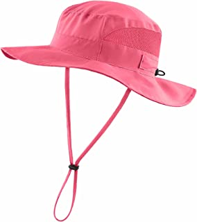 Kid's Breathable Beach Play Hat Toddler Boy Sun Hat for...