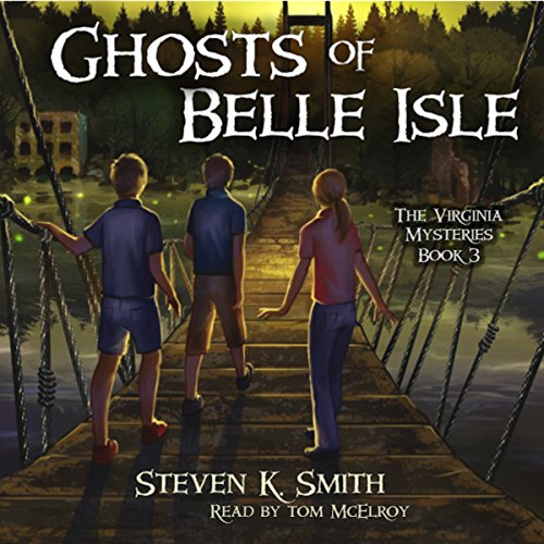 Ghosts of Belle Isle audiobook cover art