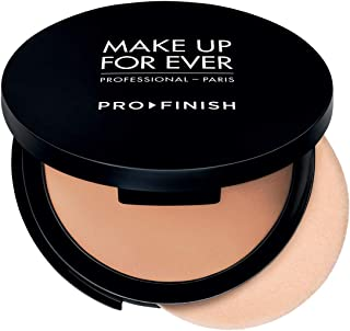 Make Up For Ever Pro Finish Powder Foundation - 0.35 oz, 155 Pink