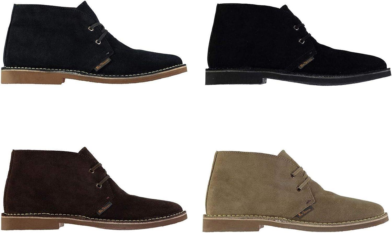 Ben Sherman Hunt Desert Ankle Boots Mens shoes Footwear