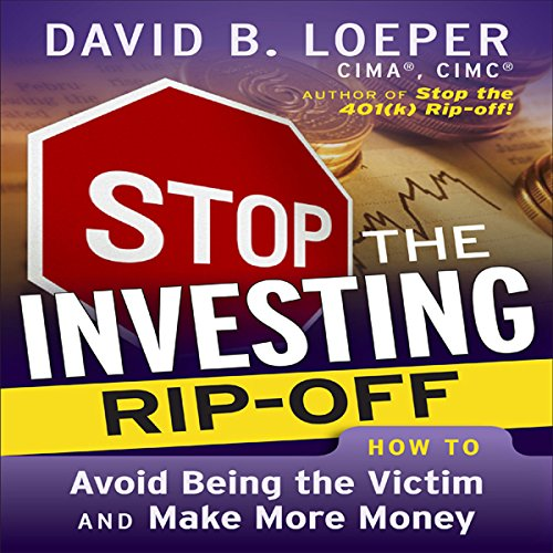 Stop the Investing Rip-Off audiobook cover art