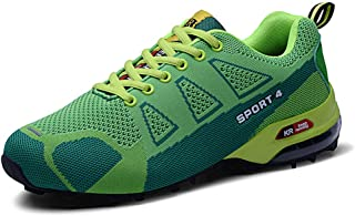 RESPEEDIME Non-Slip Sports Sneakers Mens Wearable Comfort Air Cushion Hiking Shoes