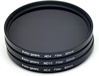 ND8 ND Neutral Density Motion Blur Shutter Speed Filter for Canon EF 24-105mm F3.5-5.6 IS STM Lens