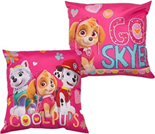 Paw Patrol Official Skye Forever Reversible Cushion -Set of 2