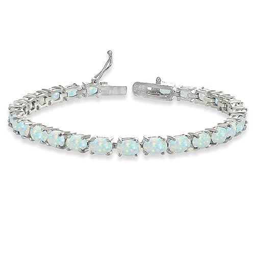 f7a6089bda88e Opal Bracelets: Amazon.com