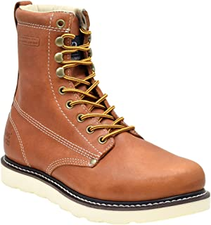 men's king toe 8 inch boot