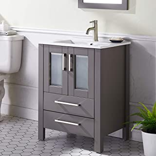 Best bathroom vanity 24 x 18 Reviews