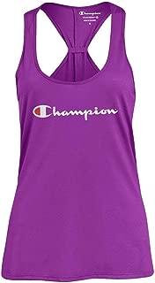 Champion Script Logo Women's (Purple Reef) Swing Tank