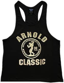 Arnold Schwarzenegger Classic Men's Stringer Tank Top