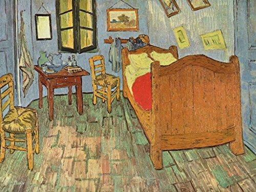 Lais Puzzle Vincent Willem Van Gogh - Camera da Letto di Van Gogh 1000 Pezzi