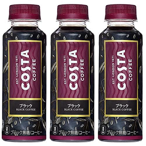 コカ・コーラ コスタブラック270mlPET ×3本