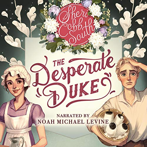 The Desperate Duke cover art