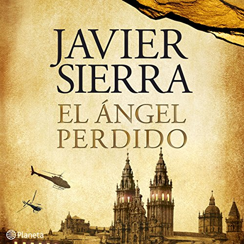 El ángel perdido audiobook cover art