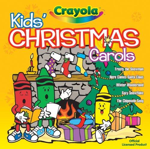 Crayola Kids Christmas Carols