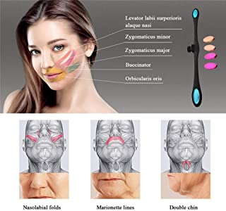 Iusun 3-Level Facial Fitness Muscle Mask Type Trainer Face Exercise Anti Aging Smooths Face Lift Tools for Women Girls Beauty Skin Care Tools - Ship from USA