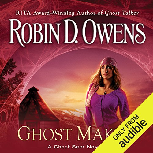 Ghost Maker audiobook cover art