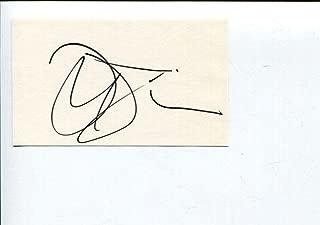 joe satriani autograph