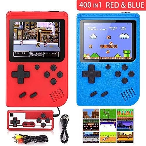 avis console de jeux de tous les temps professionnel Console de jeux portable GOLDGE, console de jeux rétro FC pour 2 joueurs, recharge USB…