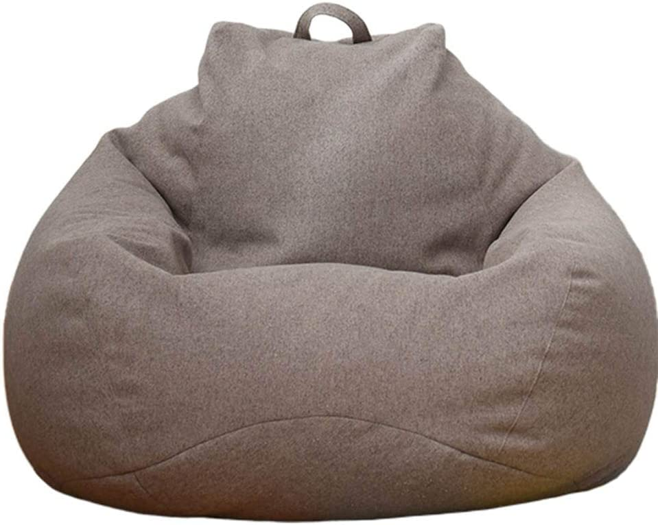 Trosetry Classic Max 85% OFF Bean Bag Chair Free shipping / New Cover Lazy Sofa Lounger Ba