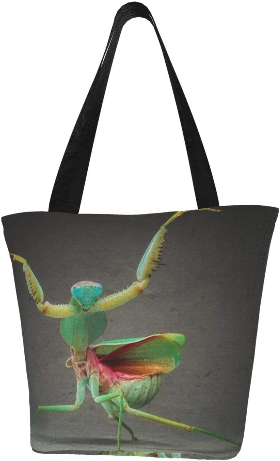 AKLID Green Praying Mantis Extra To Ranking TOP8 Large Resistant Canvas Water outlet