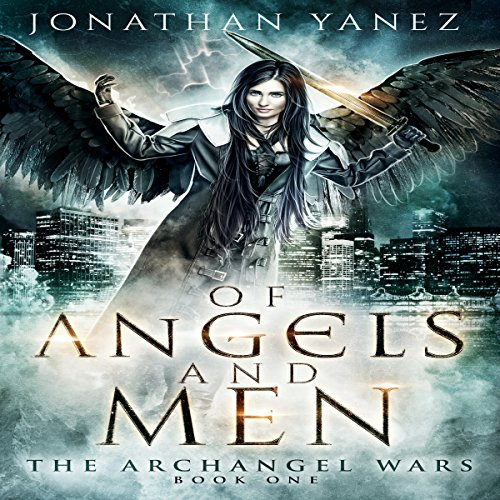 Of Angels and Men audiobook cover art