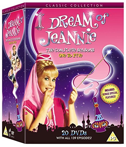 I Dream Of Jeannie - Series 1-5 (20 DVDs)