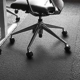 Floortex Polycarbonate XXL Office Mat 60' x 60' for All Pile Carpets (FR1115015023ER)