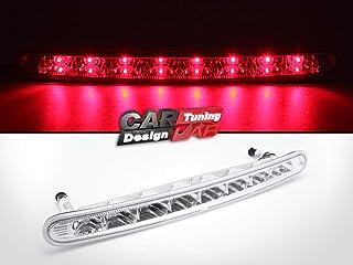Luce di stop posteriore per auto Vobor LED di montaggio alto per auto con terza luce di stop compatibile con Mer-ce-des classe C W203 2000-2007