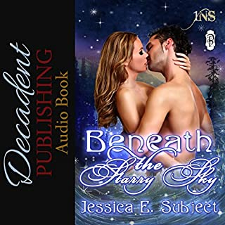 Beneath the Starry Sky     1Night Stand, Book 70              By:                                                                                                                                 Jessica E. Subject                               Narrated by:                                                                                                                                 Audrey Lusk                      Length: 1 hr and 9 mins     6 ratings     Overall 4.2