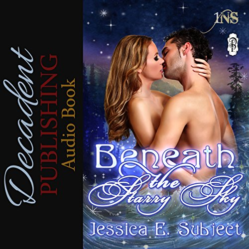 Beneath the Starry Sky audiobook cover art