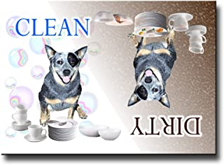 Australian Cattle Dog Dishwasher Magnet