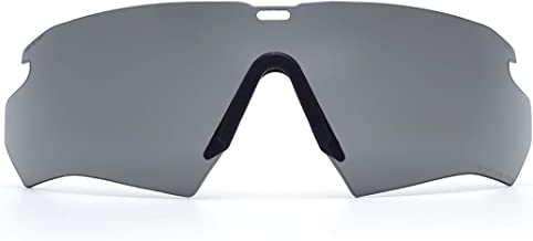ESS Smoke Gray Crossbow Replacement Lenses, Single