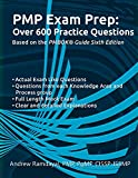 PMP Exam Prep Over 600 Practice Questions (English Edition)