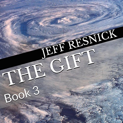 The Gift: Book 3 audiobook cover art