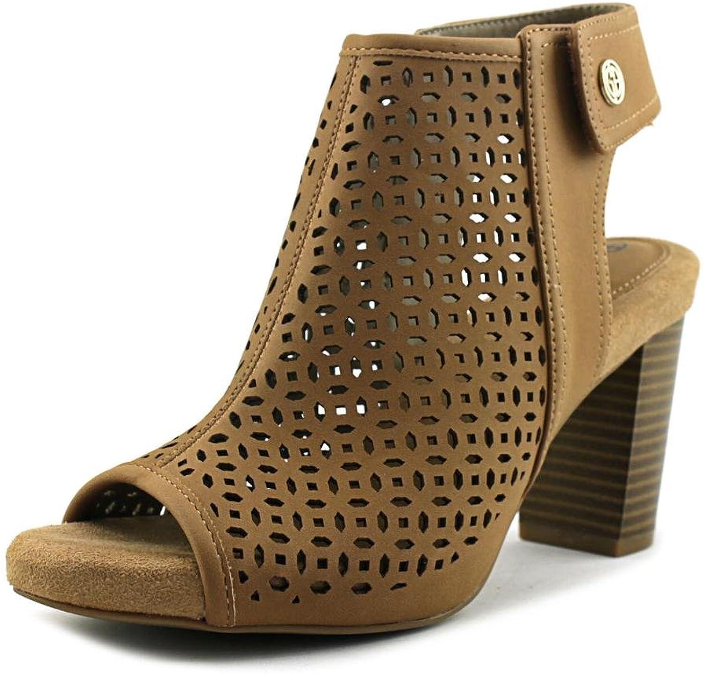 Giani Bernini Womens Joiseyy Open Toe Casual Slingback Sandals