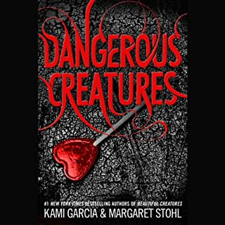 Dangerous Creatures                   By:                                                                                                                                 Kami Garcia,                                                                                        Margaret Stohl                               Narrated by:                                                                                                                                 Khristine Hvam                      Length: 9 hrs and 41 mins     308 ratings     Overall 4.4