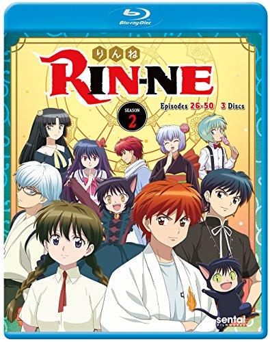 Rin-Ne Season 2 [Blu-ray] [Import]の拡大画像
